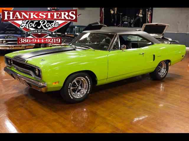 1970 Plymouth Road Runner   1007820