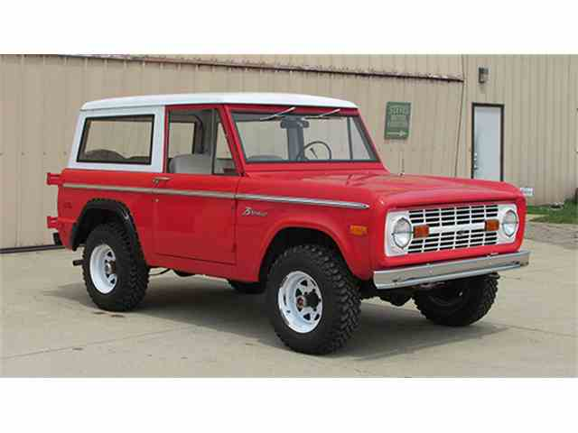 1974 Ford Bronco | 1007821