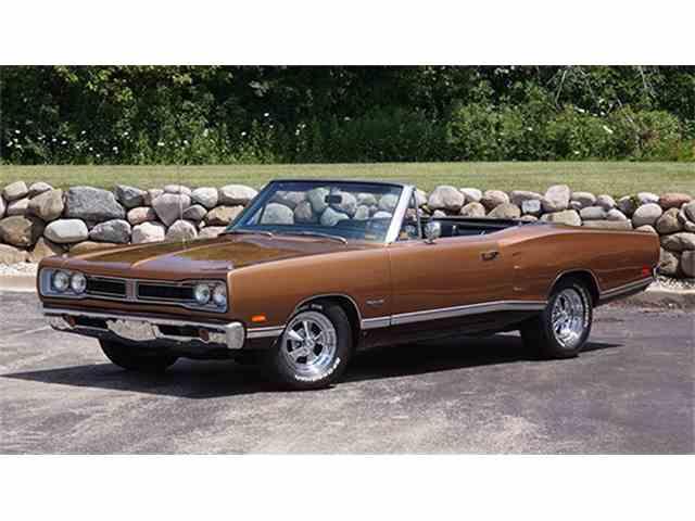 1969 Dodge Coronet 500   1007824