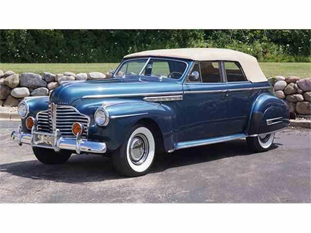 1941 Buick Roadsmaster Convertible Phaeton | 1007825