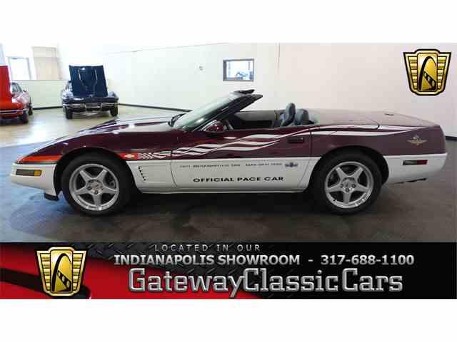 1995 Chevrolet Corvette | 1007835