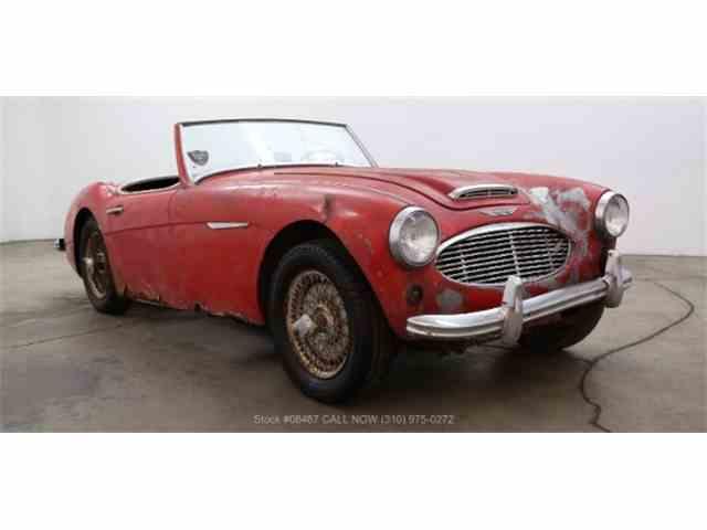1958 Austin-Healey 100-6 | 1007839