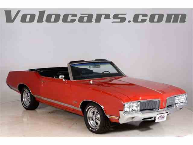 1970 Oldsmobile Cutlass Supreme | 1007844