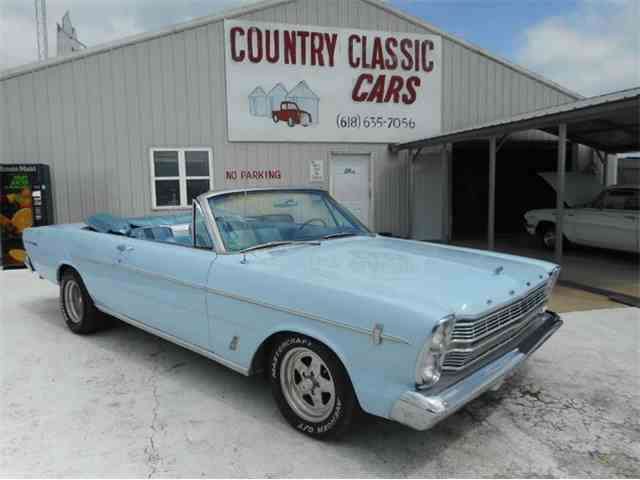 1966 Ford Galaxie | 1007847