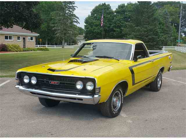 1968 Ford Ranchero | 1000785