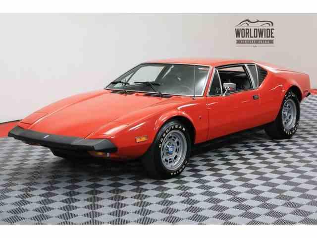 1974 De Tomaso Pantera | 1007855