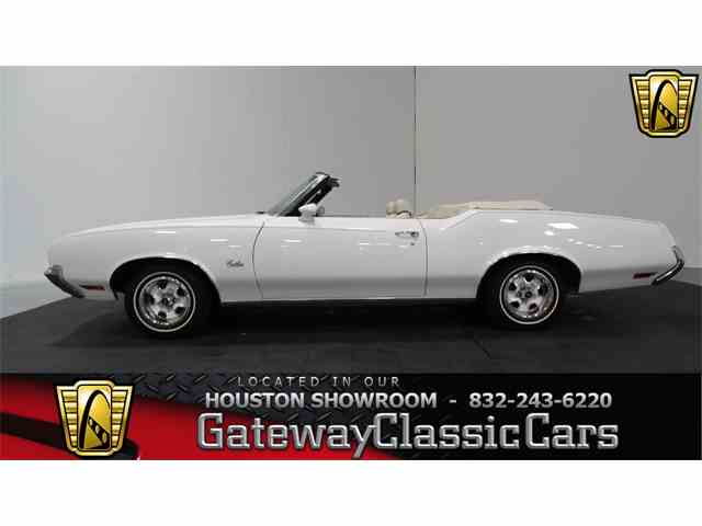 1972 Oldsmobile Cutlass | 1007857