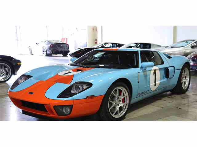 2006 Ford GT | 1007860