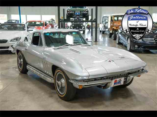 1966 Chevrolet Corvette Stingray | 1007861