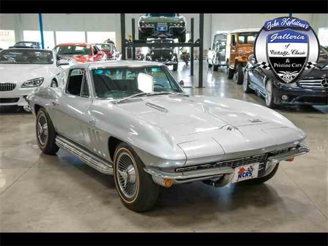 1966 Chevrolet Corvette Stingray   1007861
