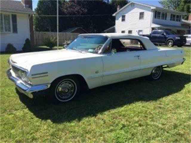 1963 Chevrolet Impala SS | 1007867