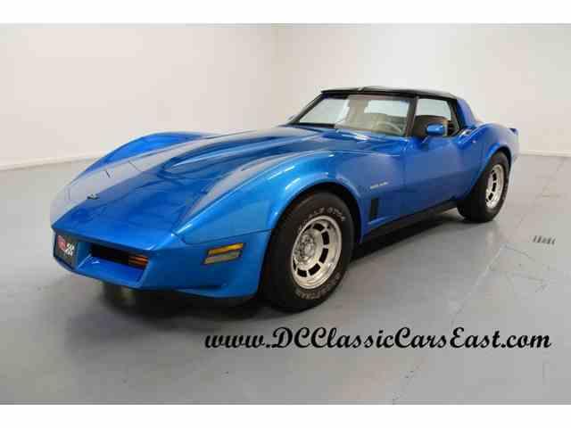 1982 Chevrolet Corvette | 1007870