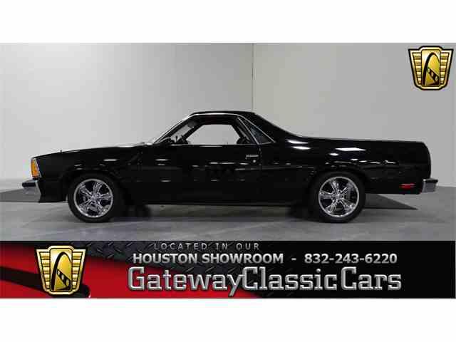 1980 Chevrolet El Camino | 1007875