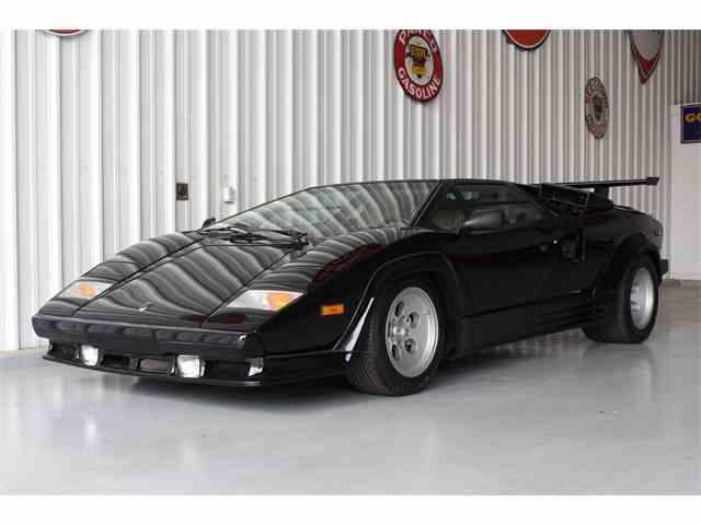 1988 Lamborghini Countach 5000QV | 1007880