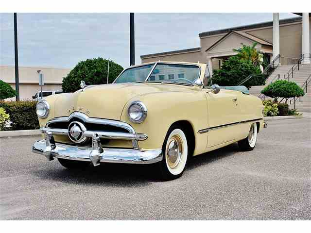 1949 Ford Convertible | 1007889
