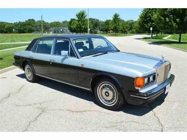 1991 Rolls-Royce Silver Spur | 1007891