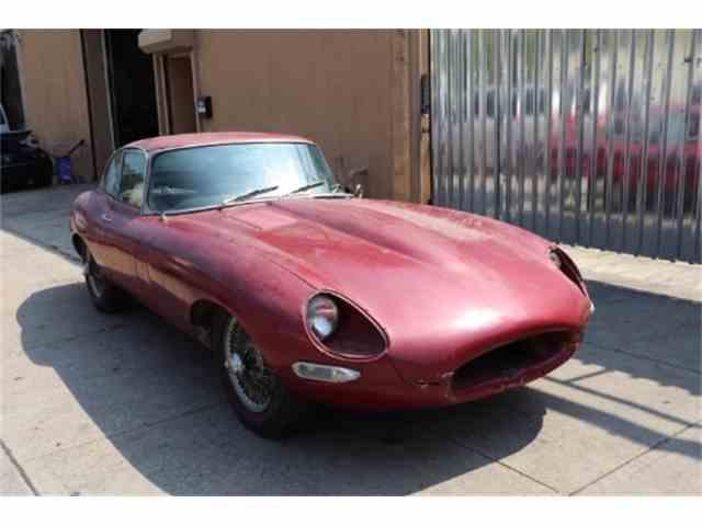 1967 Jaguar XKE | 1007892