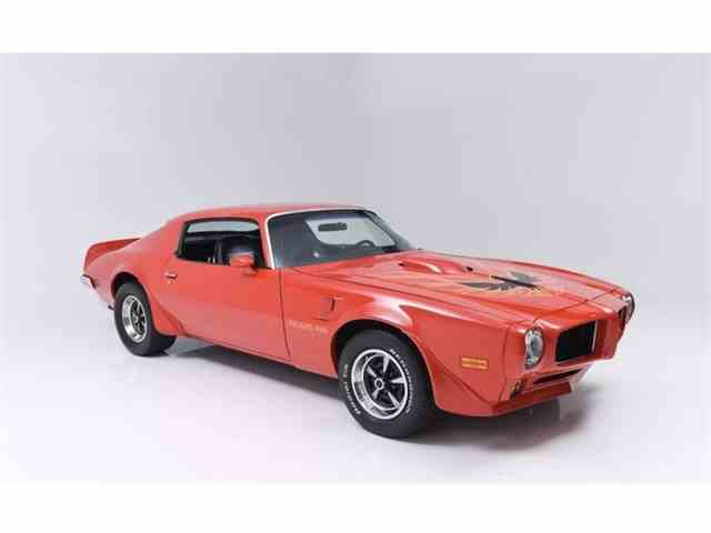 1973 Pontiac Firebird Trans Am | 1007897