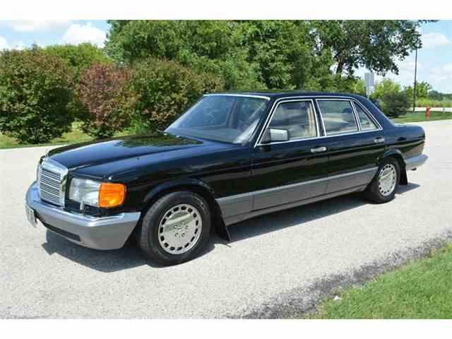 1989 Mercedes-Benz S-Class | 1007905