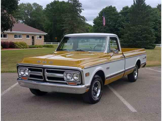 1971 GMC Sierra | 1000791