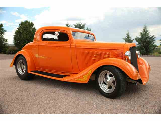 1934 Chevrolet Coupe | 1007948