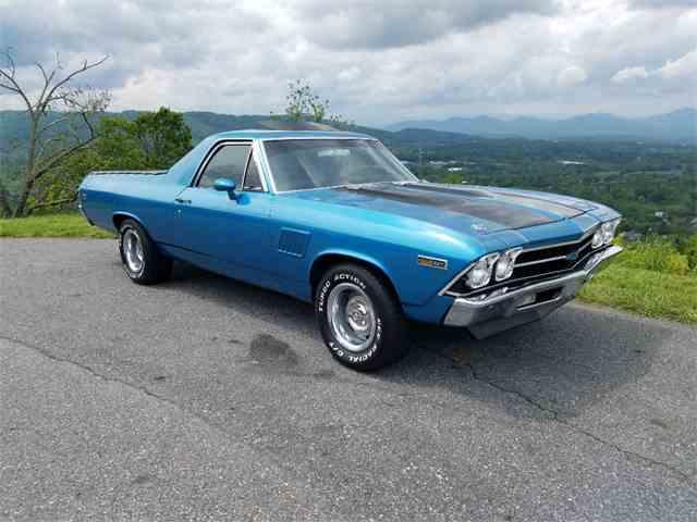 1969 Chevrolet El Camino | 1007957