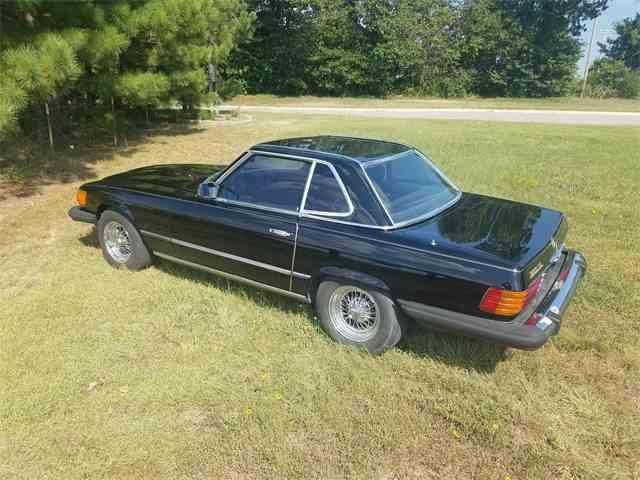 1984 Mercedes-Benz 380SL | 1007967