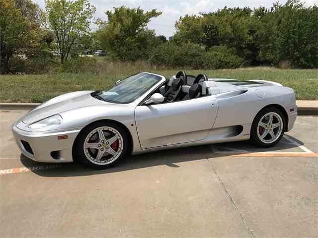 2003 Ferrari 360 | 1007968