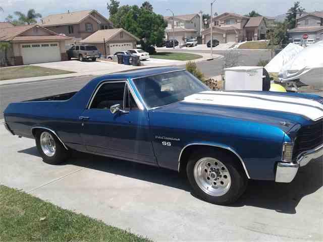 1972 Chevrolet El Camino SS | 1007973