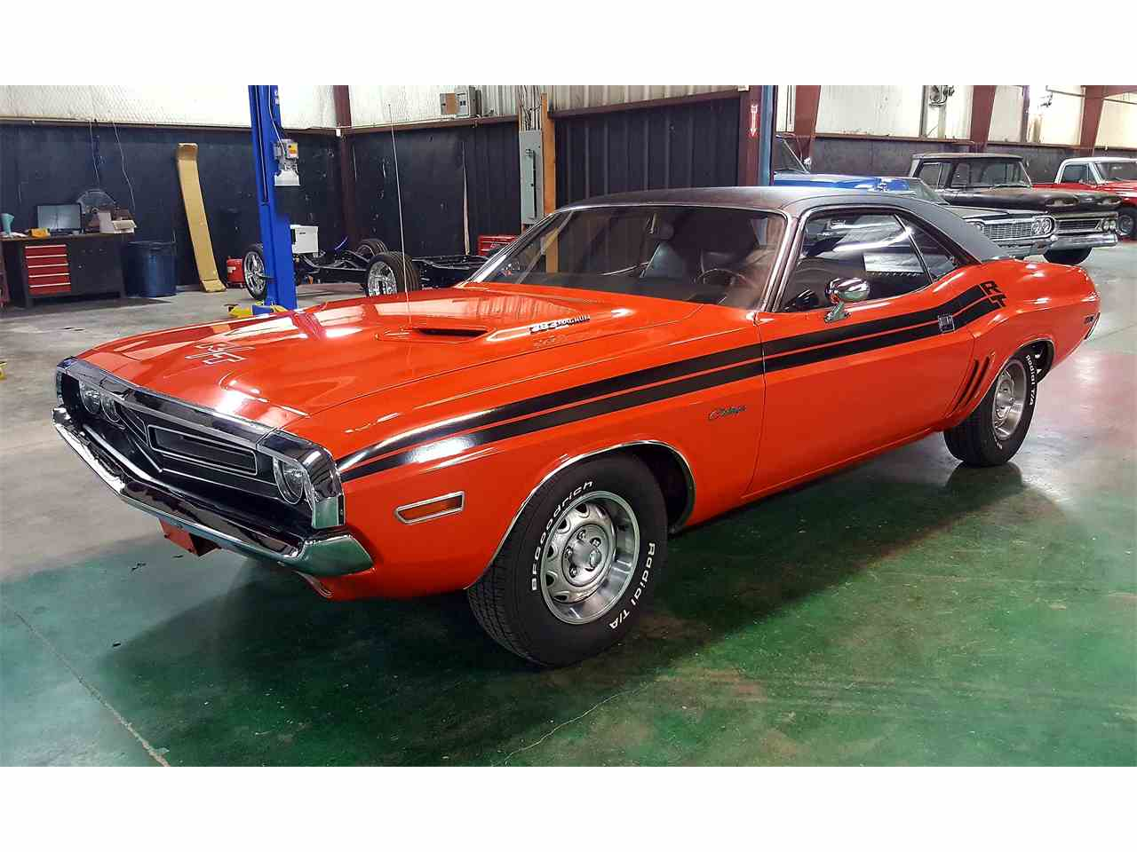 1971 Dodge Challenger R T For Sale Classiccars Com Cc