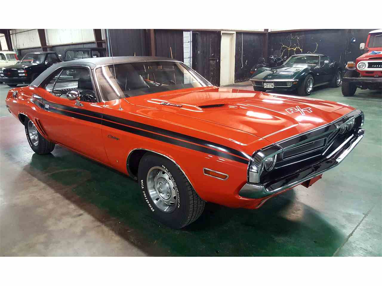 1971 dodge challenger r t for sale cc 1007983. Black Bedroom Furniture Sets. Home Design Ideas