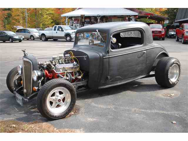 1934 Chevrolet 3-Window Coupe | 1007984