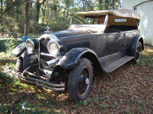 1925 Buick Touring 25-49X | 1007985