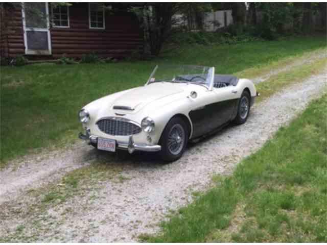 1956 Austin Healey 100-6 BN4 | 1007986