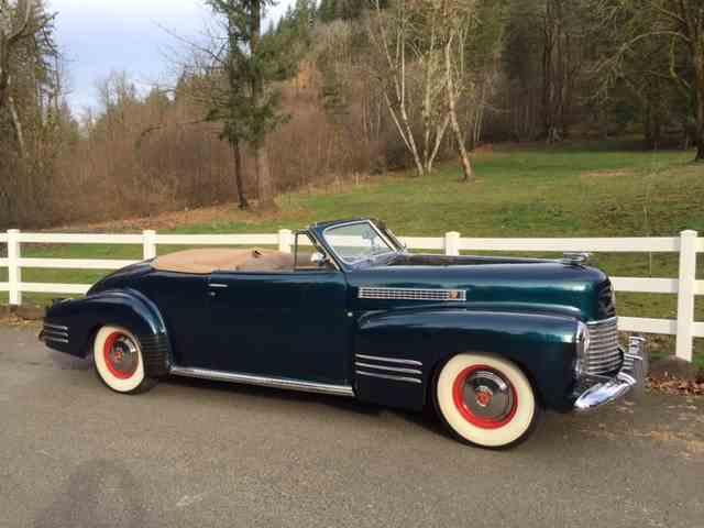 1941 Cadillac Series 62 | 1007991