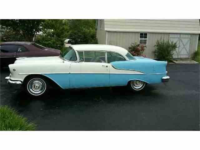 1955 Oldsmobile S 88 2-Door coupe | 1000008