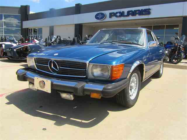 1975 Mercedes-Benz 450SL | 1000080