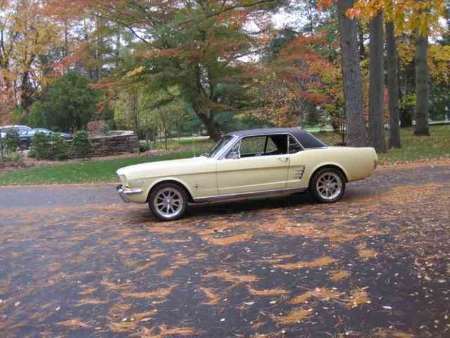 1966 Ford Mustang | 1008003
