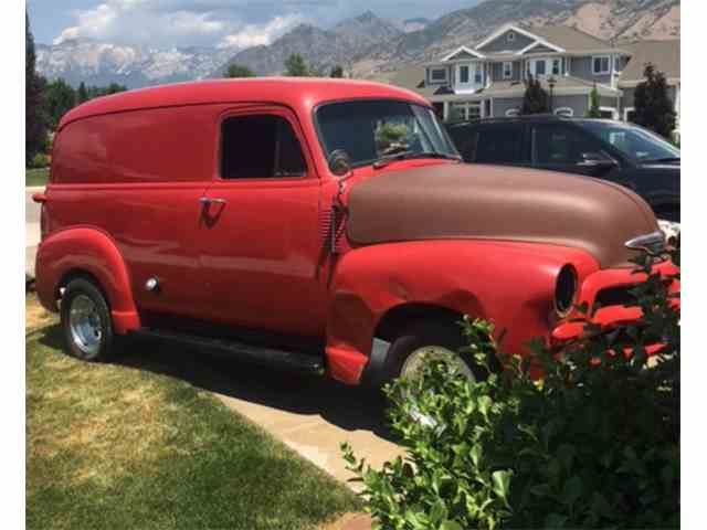 1954 Chevrolet Panel Truck | 1008009