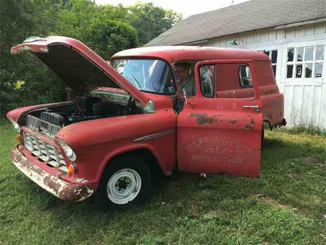1955 Chevrolet 3100 | 1008017