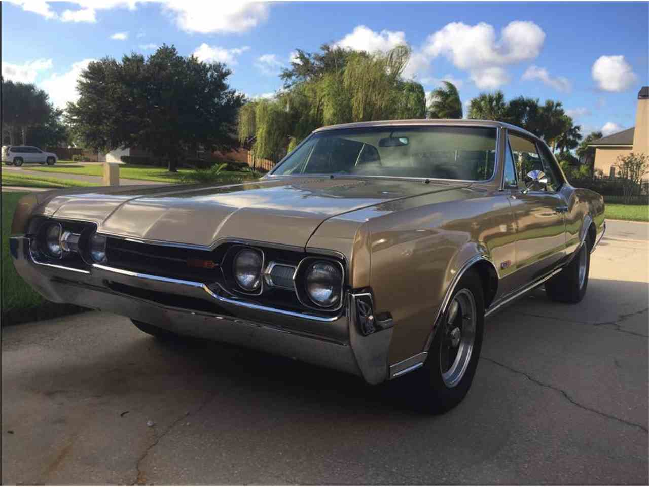 1967 Oldsmobile 442 for Sale - CC-1000802
