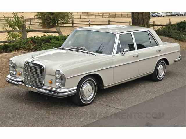 1967 Mercedes-Benz 300SEL | 1008024