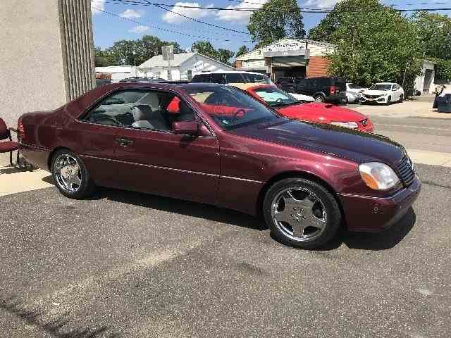 1999 Mercedes-Benz CL500 | 1000803