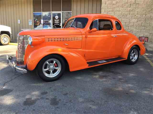 1938 Chevrolet Coupe | 1008038