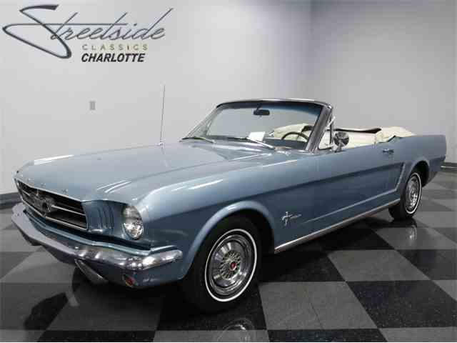 1965 Ford Mustang   1008040