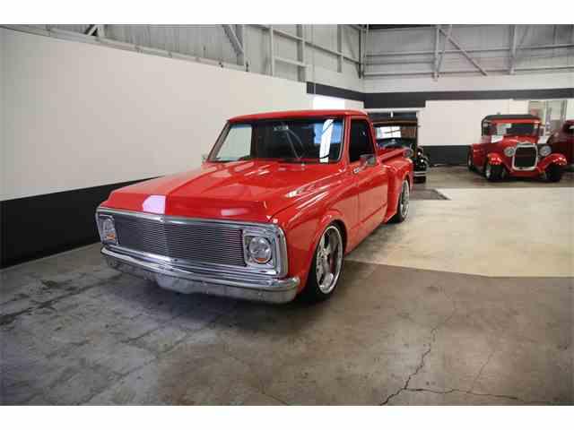 1972 Chevrolet C/K 10 | 1008063