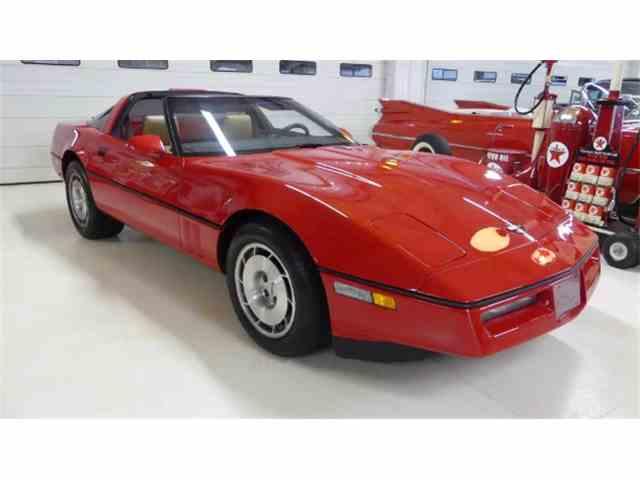 1986 Chevrolet Corvette | 1000808