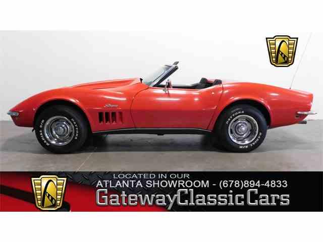 1969 Chevrolet Corvette | 1008084
