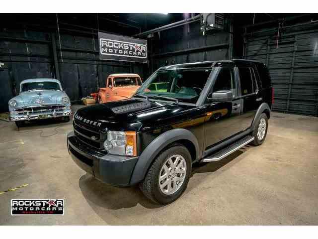 2007 Land Rover LR3 | 1008086