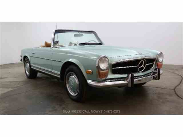 1970 Mercedes-Benz 280SL | 1008091